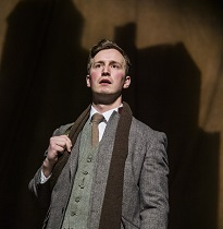 Max Hutchinson as The Actor
